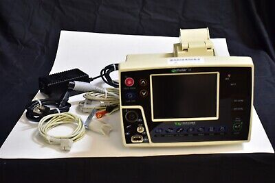 Criticare 507el Medical Patient Vital Signs Monitor Unit Machine - Low Price