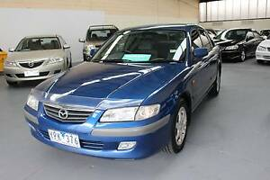 Mazda 626 Sedan Manual Dual Airbags Cruise Control Mordialloc Kingston Area Preview