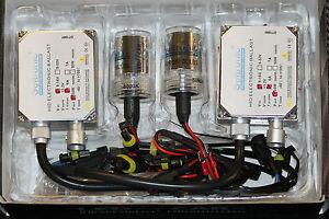 Seitronic-Kit-Xenon-H8-Kit-de-reequipamiento-en-4300K-para-AUDI-Q7-y-mas
