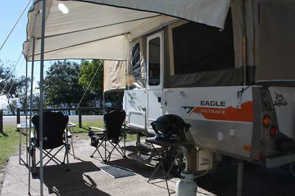 Jayco Eagle Outback in excellent condition
