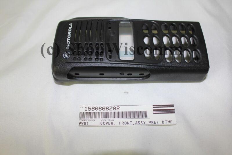 Motorola  1580666Z02 - WARIS Black Housing for Full Keypad models HT1250