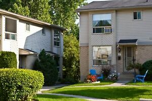 Spacious 3 Bedroom Townhome from $1020.00 plus utilities.