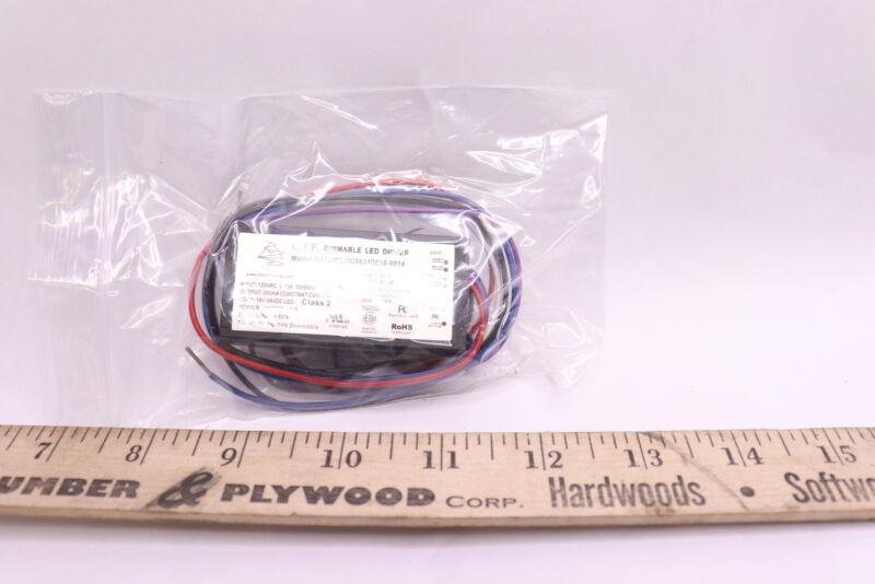 L.T.F. Dimmable LED Driver DA12W350C1834D010-0014