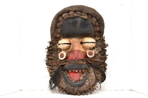 Dan Guerre Mask Liberia African Art Collection Antique vintage africa tribal art