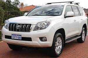 2009 Toyota LandCruiser Wagon Winthrop Melville Area Preview
