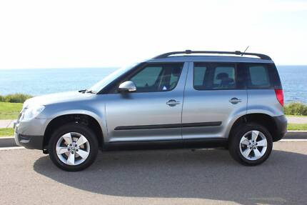 2011 Skoda Yeti Automatic Silver Only 22,620km Safe Family SUV Freshwater Manly Area Preview
