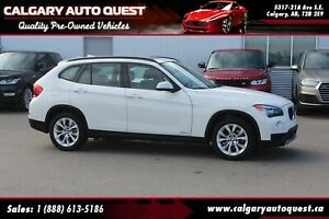 2014 BMW X1 xDrive28i AWD / LEATHER / PANO-ROOF / MUST SEE