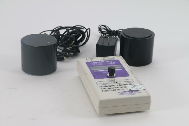 ACL Staticide 800 Megohmmeter Surface Resistance/Resistivity Test Kit
