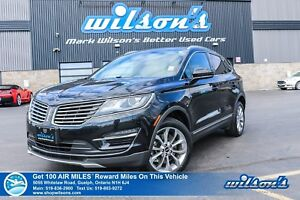 2015 Lincoln MKC AWD | LEATHER | NAVIGATION | HEATED + POWER + M