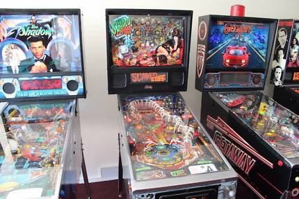 Scared Stiff Pinball Machine Campbellfield Hume Area Preview