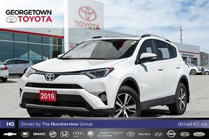 2016 Toyota RAV4 XLE|BACKUP CAM|HEATED SEATS|SUNROOF|BLUETOOTH