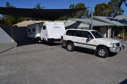 JAYCO STERLING OUTBACK 2012 (25.78') Mount Ommaney Brisbane South West Preview