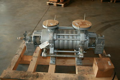 New Goulds 3393 Boiler Feed Pump 2.5x4-8b 519psi 225 Gpm 7.559 Impeller