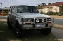 1993 Toyota LandCruiser Wagon 4WD Beldon Joondalup Area Preview