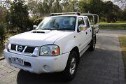 2010 Nissan Navara D22 ST-R 4x4 Diesel Dual Cab Ute Mount Eliza Mornington Peninsula Preview