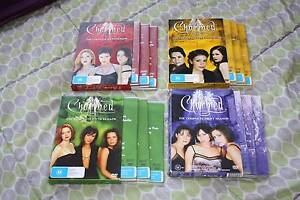 Charmed Box Set DVD series first fifth sixth seventh Salisbury Heights Salisbury Area Preview