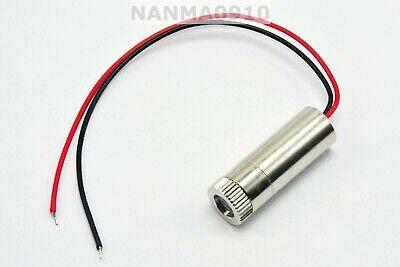 5mw-10mw 405nm Violet Blue Purple Laser Module W Focusable Dotlinecross Lens