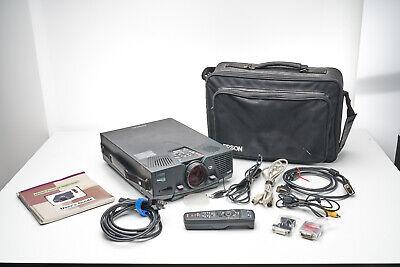 Epson PowerLite ELP-7550 3LCD XGA Cinema Projector LOW Hours A+++