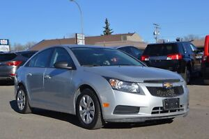 2013 Chevrolet Cruze LS Gauranteed Approval