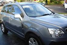 2010 HOLDEN CAPTIVA CG5  4X4 AUTOMATIC Wetherill Park Fairfield Area Preview