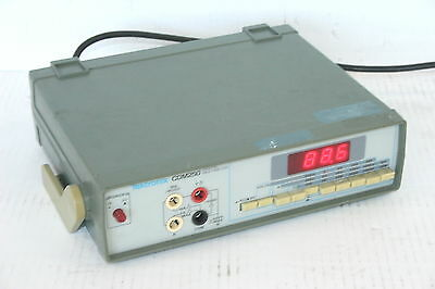 Tektronix Cdm250 Digital Multimeter