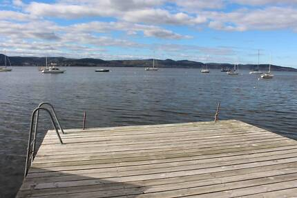 Mooring for sale + boat shed rental