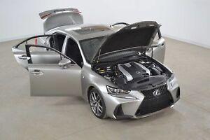 2017 Lexus IS 300 AWD F-Sport Serie 2 GPS*Cuir*Toit Ouvrant