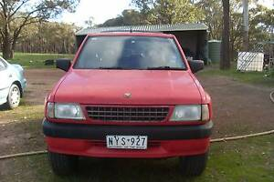 1996 Holden Frontera Wagon Broadford Mitchell Area Preview