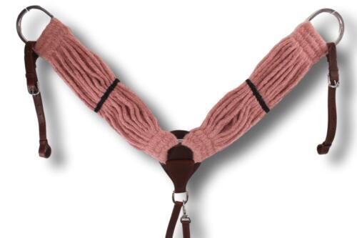 "D.A. Brand ""Navajo Dusk"" Mohair 27 Strand Breast Collar Horse Tack"