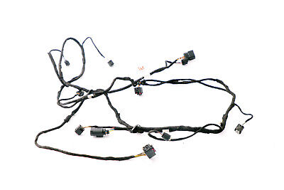 BMW 7 Series E65 E66 Front Bumper PDC Loom Cables Wiring Set 6913826