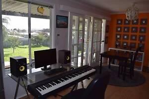 Configured DAW:  Cubase + Reason + Studio One + Kore + Audio Goolwa Alexandrina Area Preview