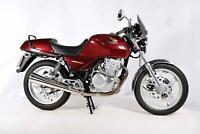 Honda XBR500 1989 stunning full restoration.