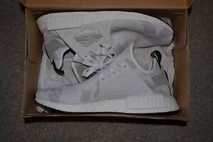 Mens Adidas NMD XR1 Duck Camo White US11 Flagstaff Hill Morphett Vale Area Preview