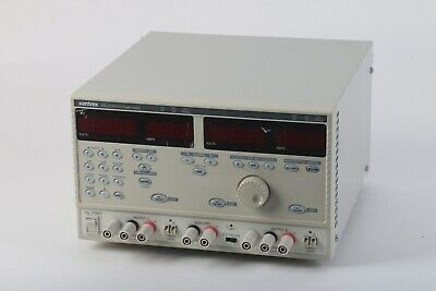 Sorensen Xantrex Xdl 35-5tp Dc Power Supply Triple Output Programmable