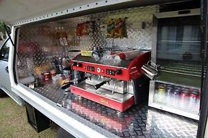 Mobile Coffee Van 2007 Helensvale Gold Coast North Preview