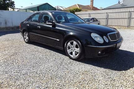 2005 Mercedes-Benz E350 Rosewater Port Adelaide Area Preview