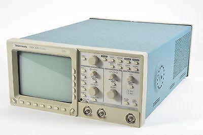 Tektronix Tds320 Oscilloscope 100mhz 2-ch 500mss