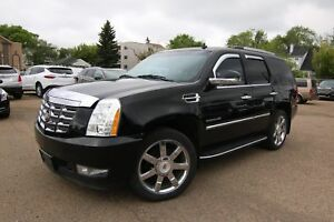 2013 Cadillac Escalade SUV - Leather/Wood Bluetooth DVD Player