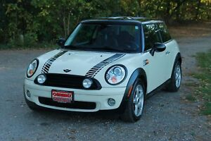 2007 Mini Cooper Pano Sunroof | CERTIFIED