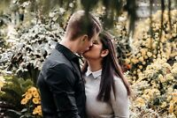 Engagement or couple sessions for low price!