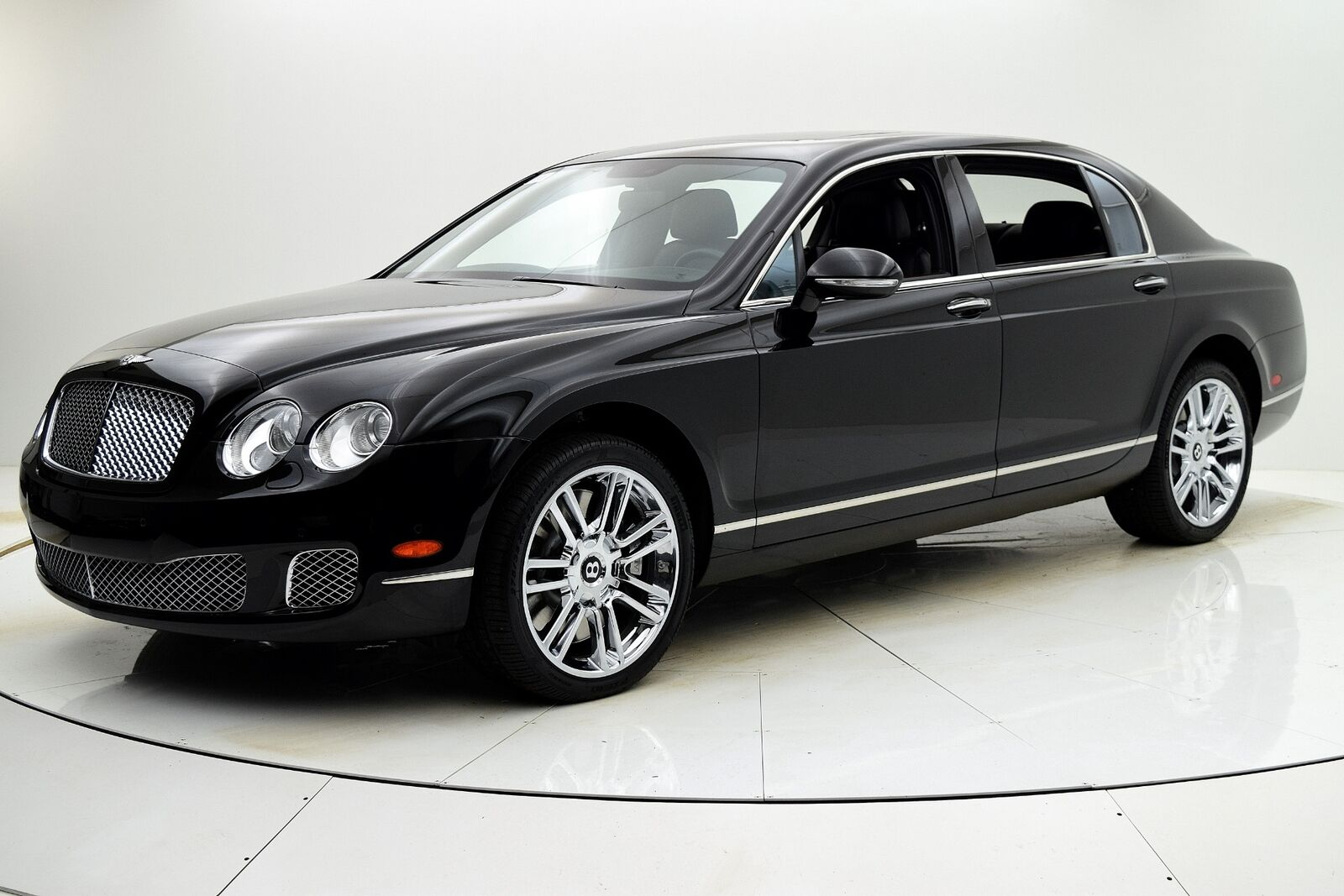2012 Bentley Continental Flying Spur, 21,416 Miles, Sold & Serviced By Us New