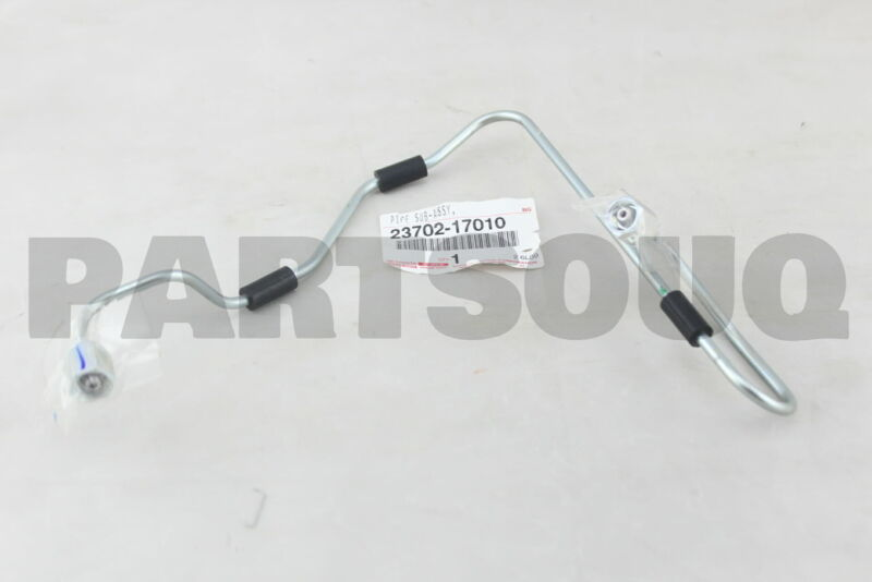2370217010 Genuine Toyota Pipe Sub-assy, Injection, No.2 23702-17010