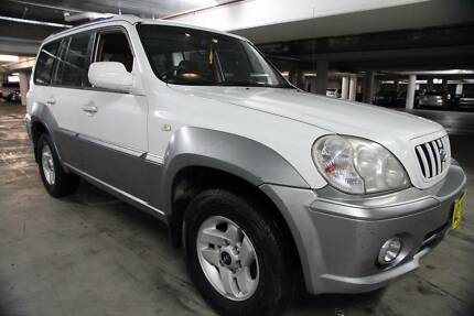 Hyundai Terracan 2002 model auto 7 seater really clean isside out Beaumont Hills The Hills District Preview