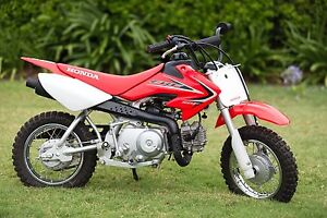 HONDA CRF50F Motorcycle - AS NEW! Includes O'Neal Helmets Manly West Brisbane South East Preview