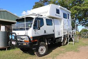 2004 Mitsubishi Canter Camper/motorhome Gympie Gympie Area Preview