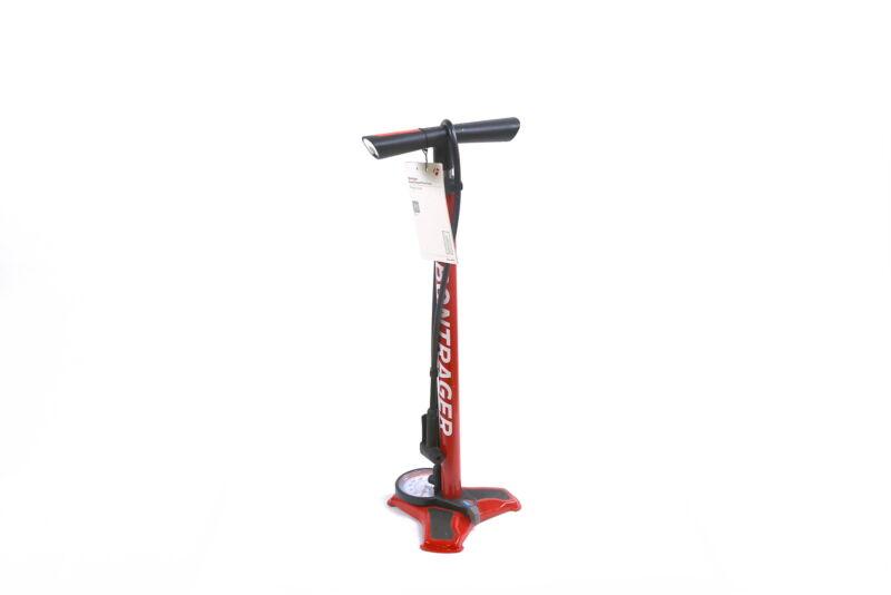 Bontrager Dual Charger Floor Pump - Presta / Schrader