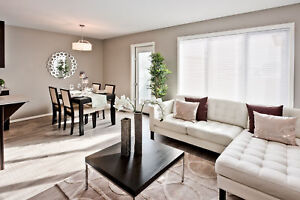 ALMOST NEW 3 BEDROOM TOWNHOUSE AVAILABLE DECEMBER 1ST!