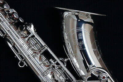 2018 YAMAHA YTS-82ZS 02 Custom Z Tenor Saxophone