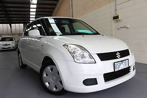 2007 Suzuki Swift Auto Full Service History 2 Keys Mordialloc Kingston Area Preview