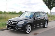 Mercedes-Benz GLK 250CDI 4Matic BE*AMG-Sportpaket/ILS/20 Zoll*
